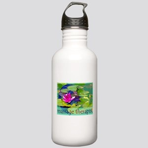 Massage Therapist / Waterlily Stainless Water Bott