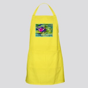 Massage Therapist / Waterlily Apron