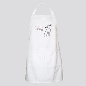 "I'm just ""uni""que. Apron"