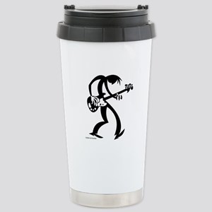 Bassman Stainless Steel Travel Mug
