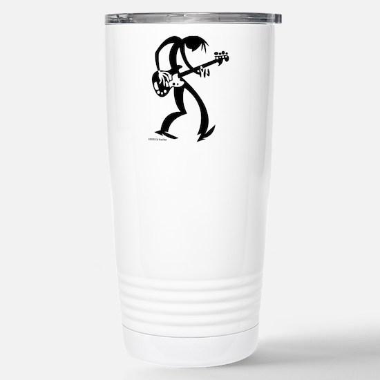 Bassman Stainless Steel Travel Mug