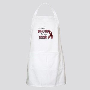Wear Burgundy - Friend Apron