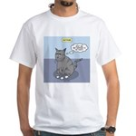 Cat Attitude Men's Classic T-Shirts