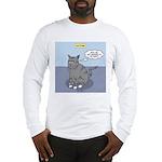 Cat Attitude Long Sleeve T-Shirt