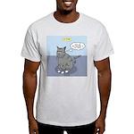 Cat Attitude Light T-Shirt