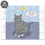 Cat Attitude Puzzle