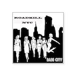 Babe City Cd Cover Sticker