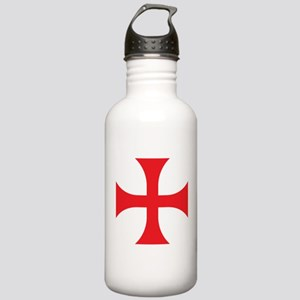 Knights Templar Stainless Water Bottle 1.0L