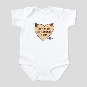 NaturalDiet MC Infant Bodysuit