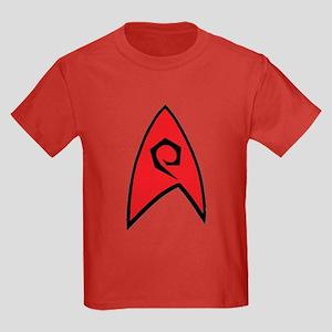 Full Engineering Insignia Kids Dark T-Shirt