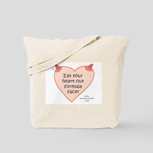 EatYourHeartOut LC Tote Bag
