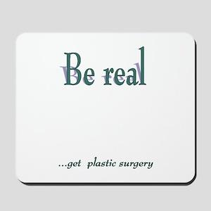 Get Plastic Surgery Mousepad