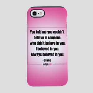 Pretty in Pink: I Believed in iPhone 7 Tough Case