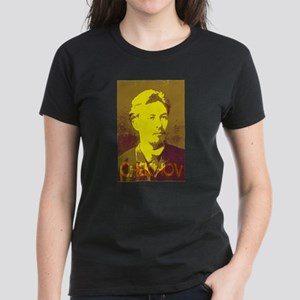 Anton Chekhov Women's Dark T-Shirt