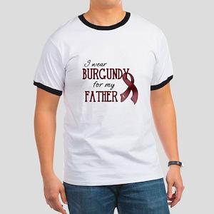 Wear Burgundy - Father Ringer T