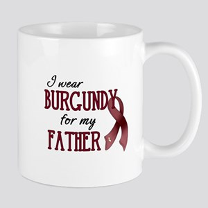 Wear Burgundy - Father Mug