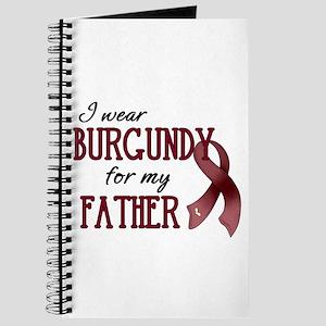 Wear Burgundy - Father Journal