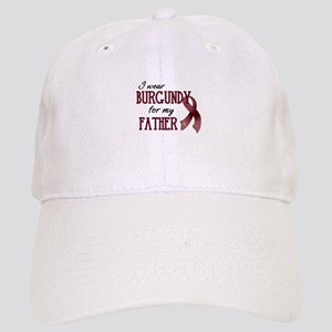 Wear Burgundy - Father Cap