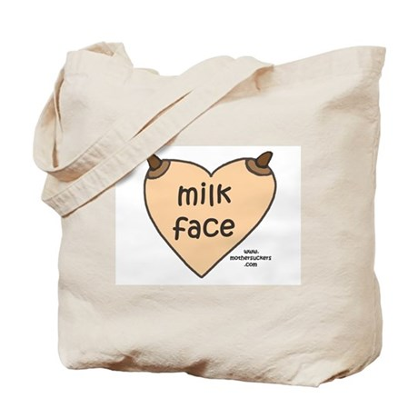 Milkface MC Tote Bag