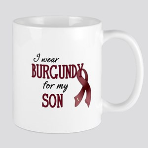 Wear Burgundy - Son Mug