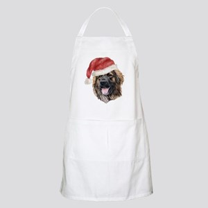 Christmas Leonberger Apron