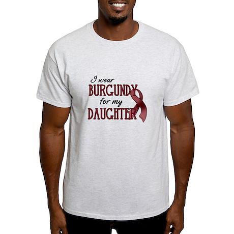 Wear Burgundy - Daughter Light T-Shirt