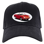 Fiat 850 Spider Black Cap