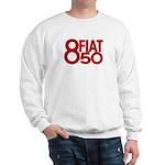 Fiat 850 Spider Sweatshirt