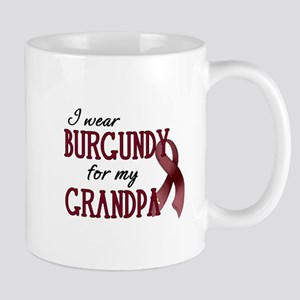 Wear Burgundy - Grandpa Mug