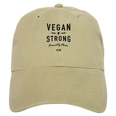 Vegan Strong: Powered By Plants Cap