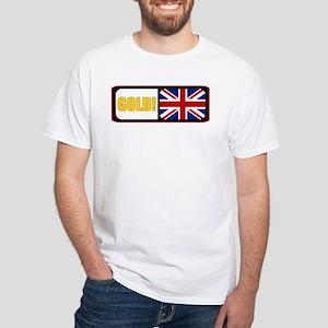 UK White T-Shirt