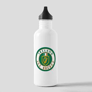 IE Ireland(Eire/Erin) Hockey Stainless Water Bottl