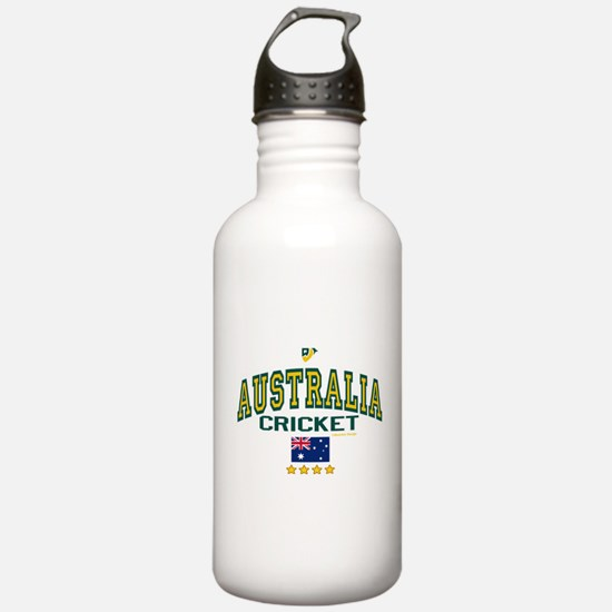 AUS Australia Cricket Water Bottle