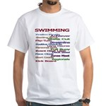 Terminology White T-Shirt