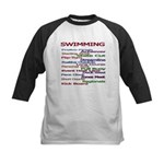 Terminology Kids Baseball Jersey