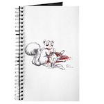 Zombie Squirrel Journal