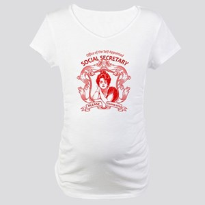 Office of the Self Appointed Maternity T-Shirt