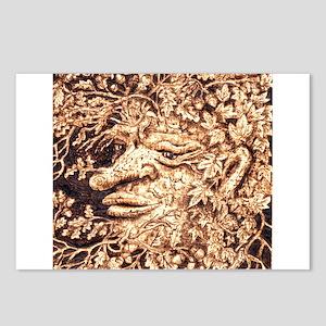 Tree Man Postcards (Package of 8)