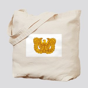 Warrant Officer Symbol Tote Bag