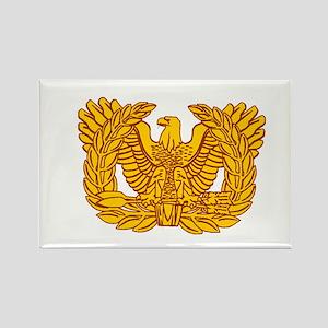 Warrant Officer Symbol Rectangle Magnet