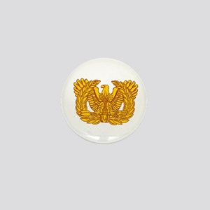 Warrant Officer Symbol Mini Button