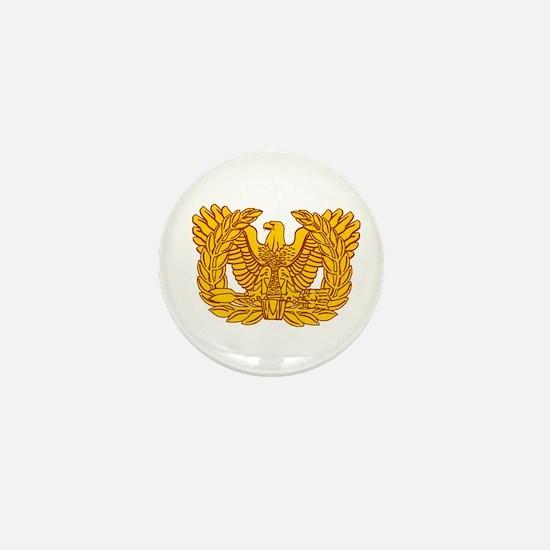 Warrant Officer Symbol Mini Button
