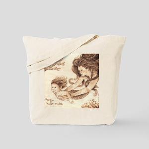 Mer-baby Tote Bag