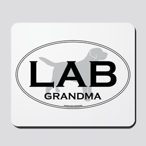 LAB GRANDMA II Mousepad