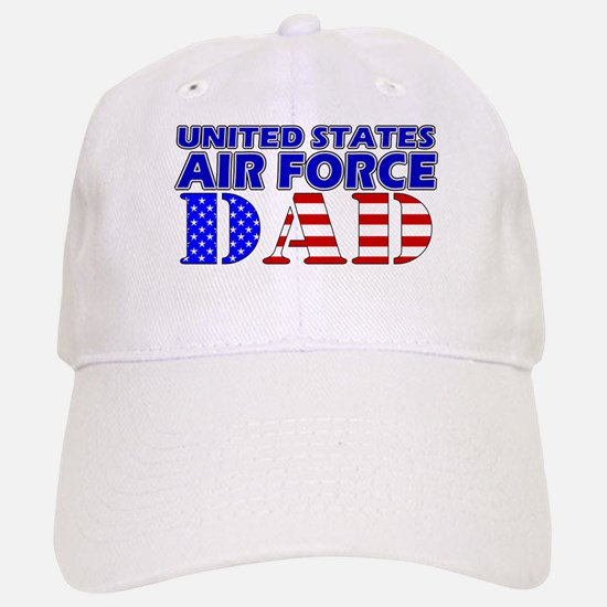 US Air Force Dad Baseball Baseball Cap