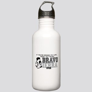 Bravo Sierra Avaition Humor Stainless Water Bottle