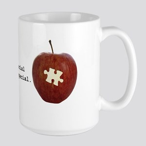 Autism Teacher Large Mug