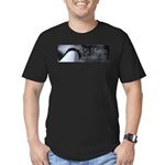 DRS Photos Men's Fitted T-Shirt (dark)