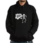 RIP Skeleton Hoodie (dark)