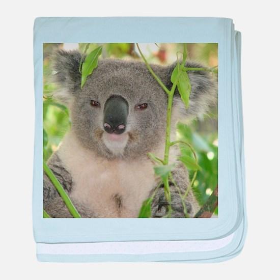 Helaine's Koala Bear baby blanket